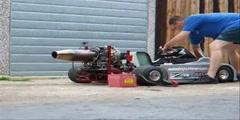 Video of an actual jet kart.