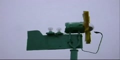 Wind Turbine built from recyclable  parts
