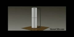 The  Steve Carle Vertical Wind Turbine Design
