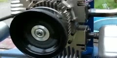 The motions of a rotary engine