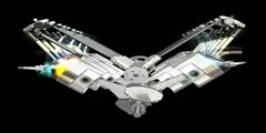 An Animation of V8 Engine Motion