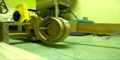 Turbine go-Kart