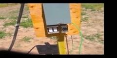 Solar Mirror Array Death Ray