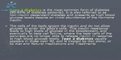Symptoms and Treatment and Type 2 Diabetes Causes