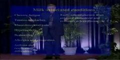 Information on milk associated diseases