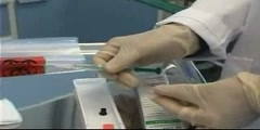 Video of  arterial blood gas sampling technique