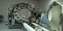 Inside the CT Scanner 64 slice