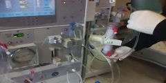 Hemodialysis Machine Setup Watch Video