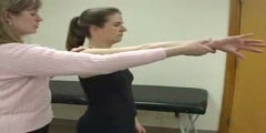 Neer's Sign Physical Examination