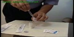 How To Prepare Syringe For Injection