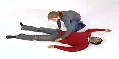 Recovery Position Step By Step