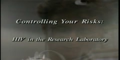HIV in the research laboratory PART 1