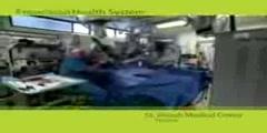 Robot assisted Heart Surgery