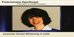 Cosmetic Dental Whitening in India