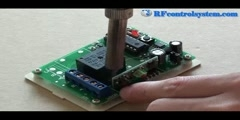 How to install telescopic antenna on rf receiver