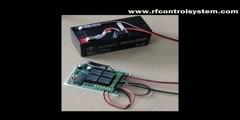 DIY RF Remote-Controlled Camera Takes Photograph