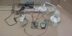 How to wire 12volt rf remote transmitter receiver circuit?