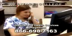 Hospital Management Training - Healthcare Administration College - Heritage Education
